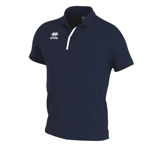 PRAGA 3.0 POLO - Navy/White
