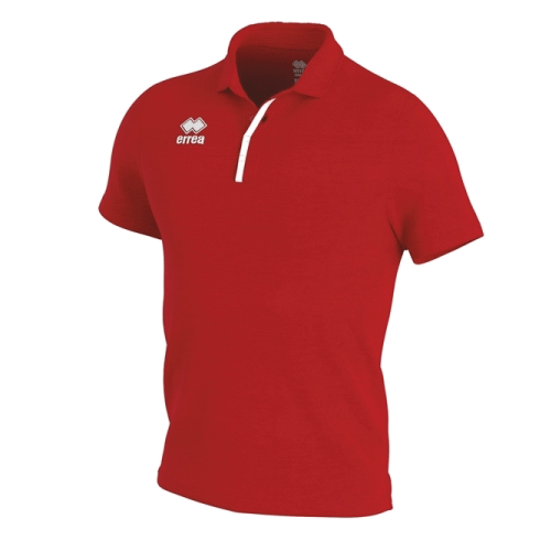 PRAGA 3.0 POLO - Red/White