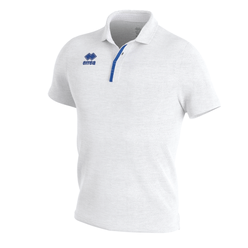 PRAGA 3.0 POLO - White/Blue