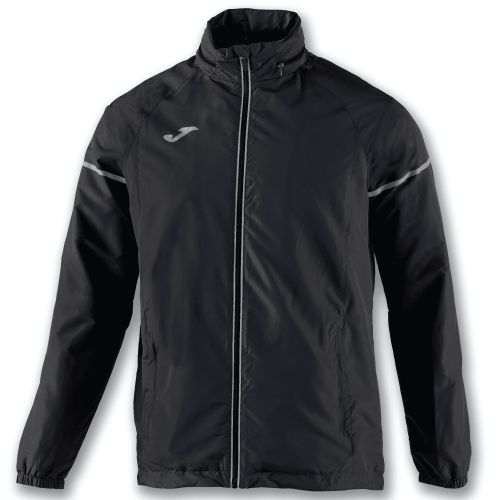 RACE RAIN JACKET - Black