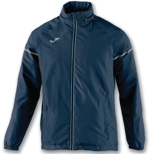RACE RAIN JACKET - Dark Navy