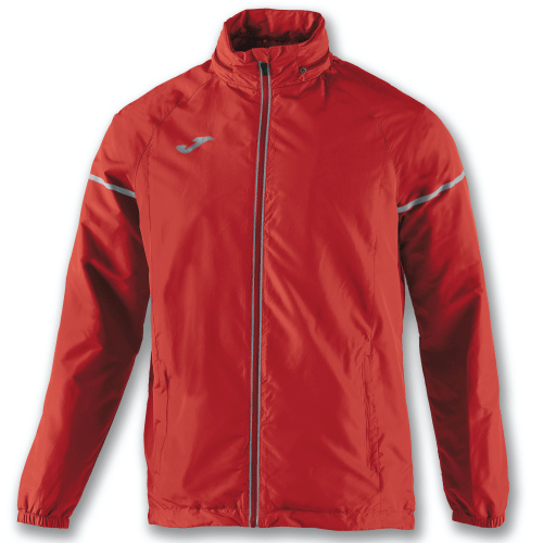RACE RAIN JACKET - Red