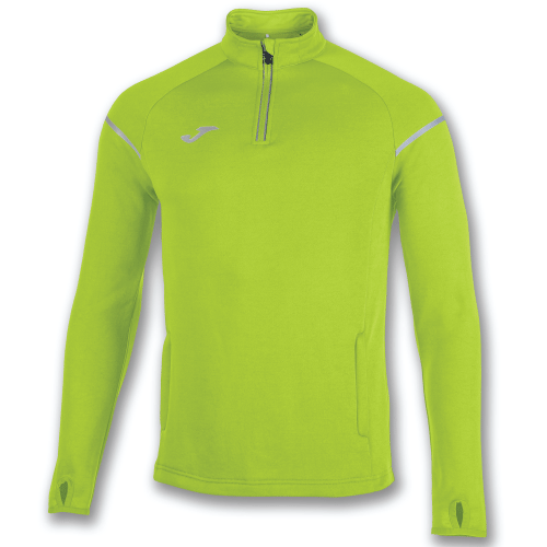 RACE SWEATSHIRT - Lime Punch