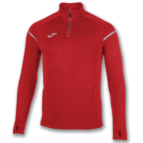 RACE SWEATSHIRT - Red