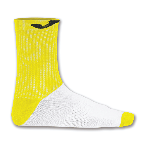 SHORT SOCK - Yellow/White