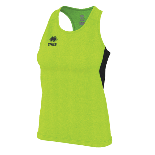 SMITH SINGLET (W) - Green Fluo/Black