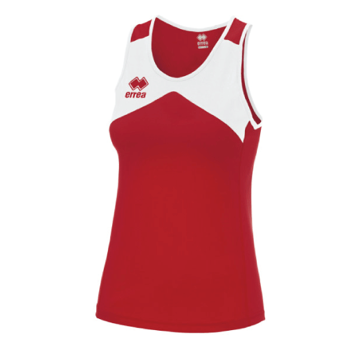STEFAN SINGLET (W) - Red/White