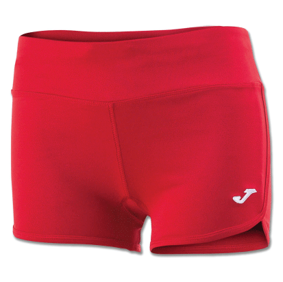 STELLA II SHORT - Red