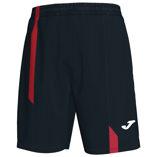 SUPERNOVA BERMUDA SHORT - Black/Red