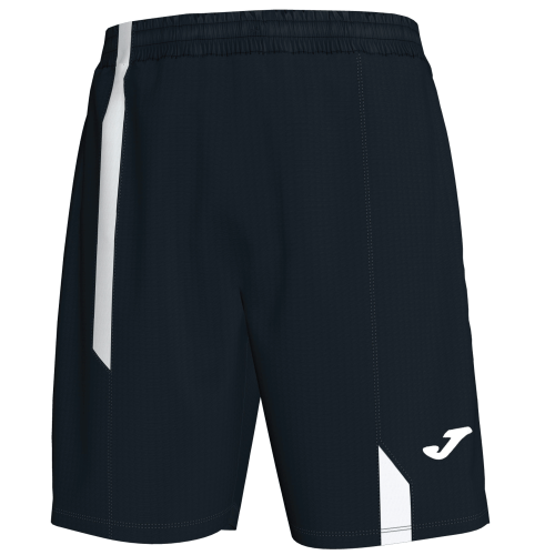 SUPERNOVA BERMUDA SHORT - Black/White