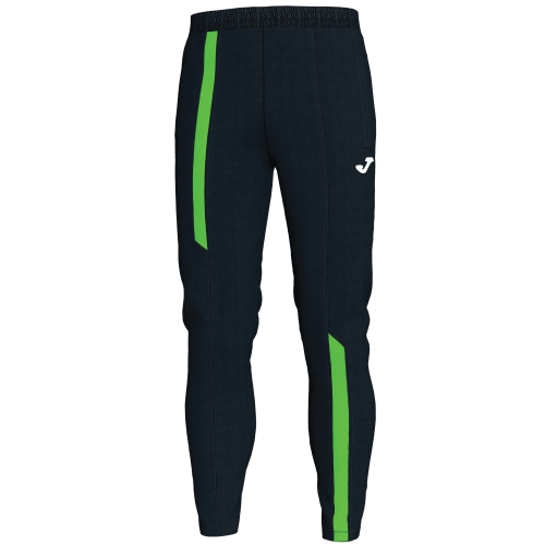 SUPERNOVA PANT - Black/Fluor Green