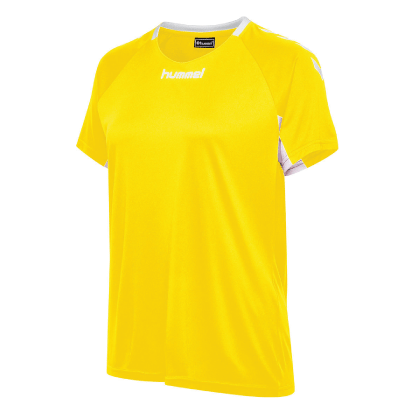 TEAM JERSEY - Sports Yellow