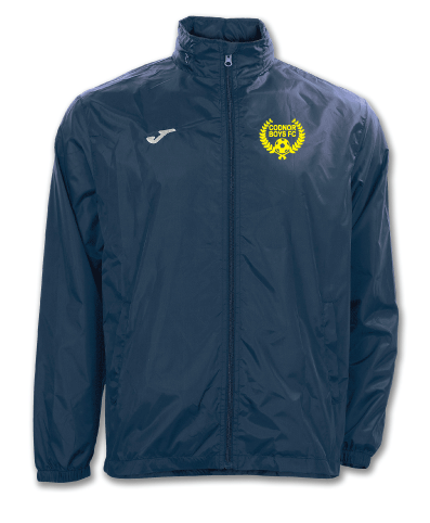 Training Rain Jacket - Navy - CBFC