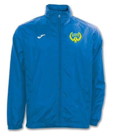Training Rain Jacket - Royal - CBFC