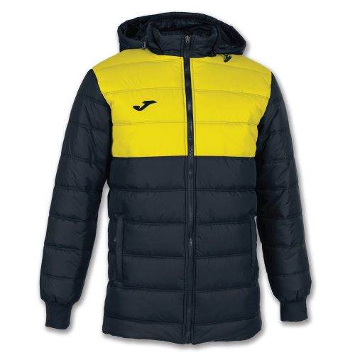 URBAN II WINTER JACKET - Black/Yellow