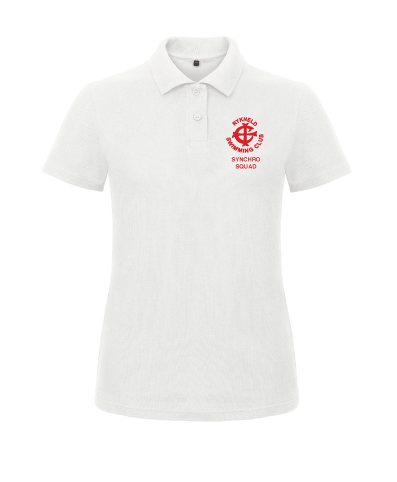 Womens Polo Shirt - RS Coach/Official