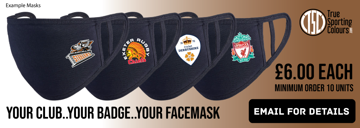 Personalsied Facemasks